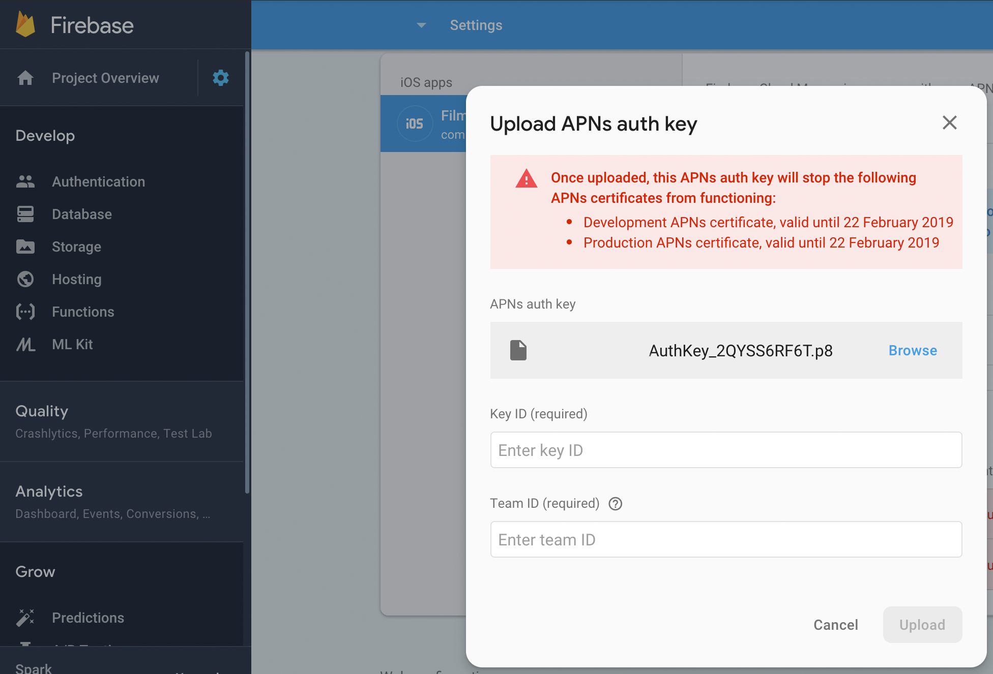Creating P12's, Profiles and APN keys for Pugpig Apps – Pugpig